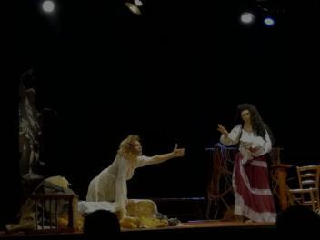 La santa sulla scopa - Mantovani Pariante 2018